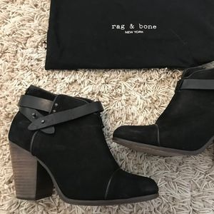 Rag & Bone Harrow boots- Size 41 (8.5)